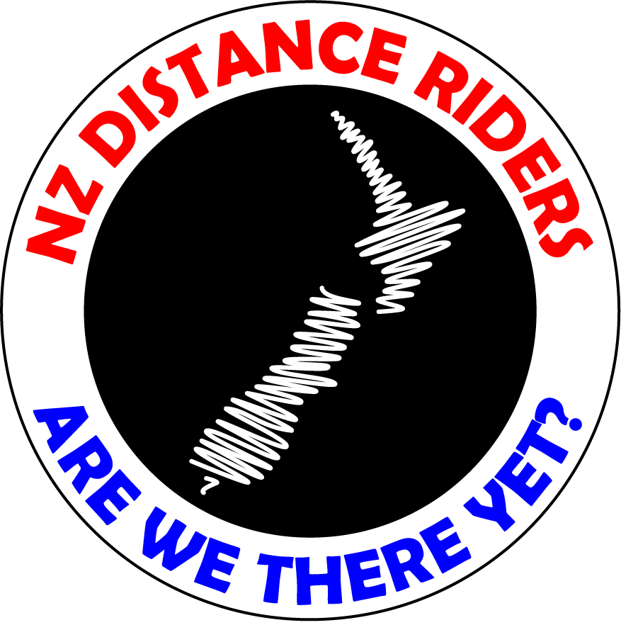 NZ Distance Riders - Shop